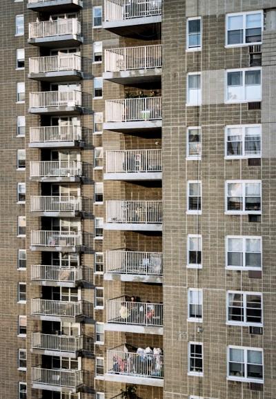Balconies / New York 2013