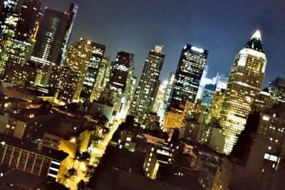 City Lights / New York 2013