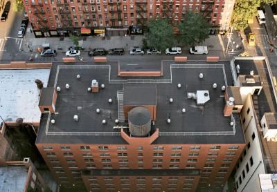 Rooftop / New York 2013