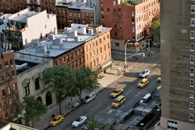 Yellow Cabs / New York 2013