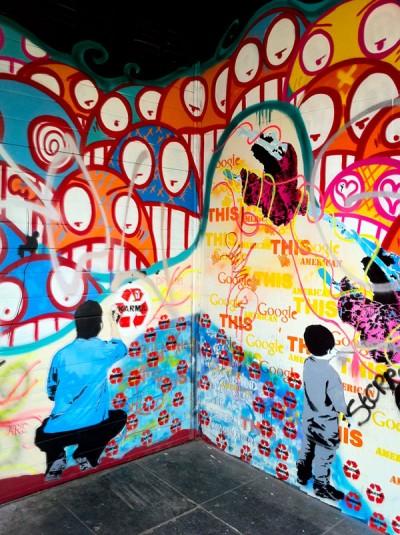 Grafitti / Amsterdam 2010