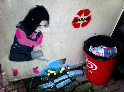 Grafitti 2 / Amsterdam 2010