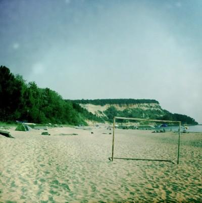 Goalposts / Romantica Beach 2012