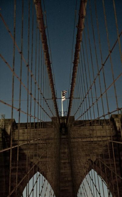BROOKLYN BRIDGE / New York 2010