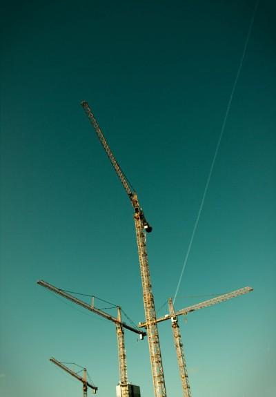 Cranes / Amsterdam 2010