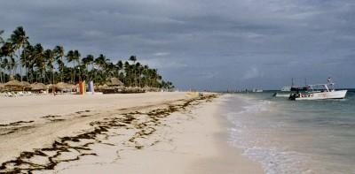 Cloudy Beach / Dominican Republic 2013