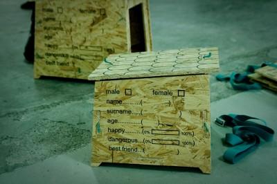 Dog House / Belgrade 2009