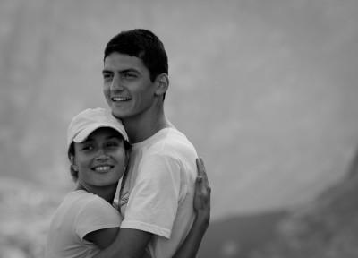 Emi & Pchelata / Rila Mountain 2008