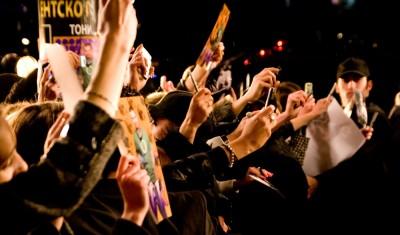 Fans' Hands / Sofia 2008