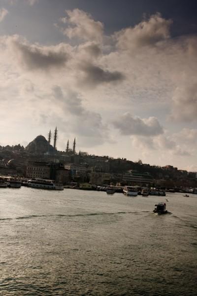 The Golden Horn / Istanbul 2009