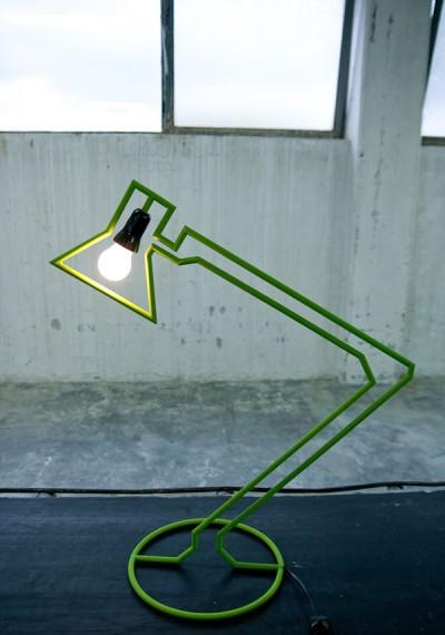 Green Lamp / Belgrade 2009