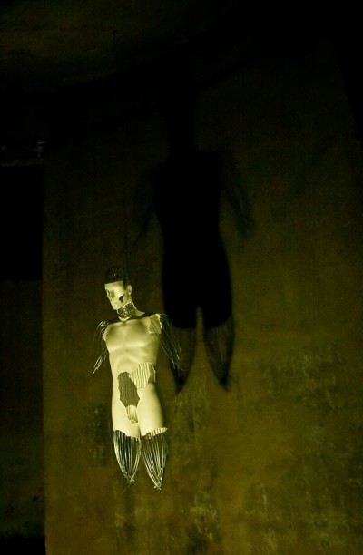 Hanging Man / Belgrade 2009