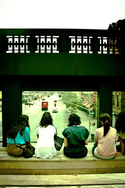 Highline Friends / New York 2010