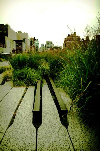 Old Rails / New York 2010