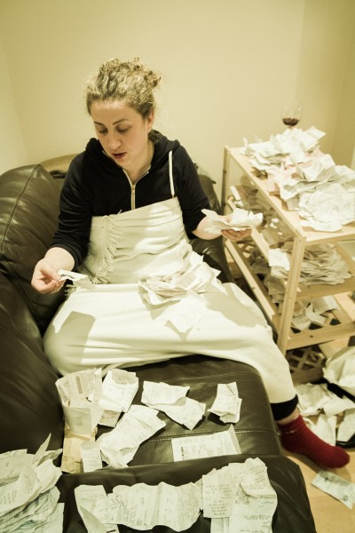 Receipts / London 2012