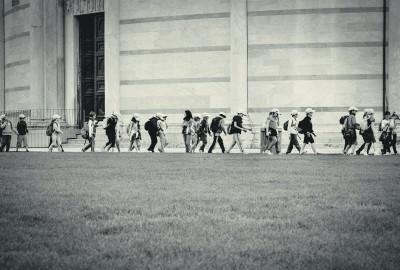 Line of Kids / Pisa 2013