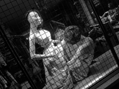 Lesbian Mannequins / Amsterdam 2011