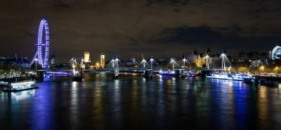 Night Lights / London 2008