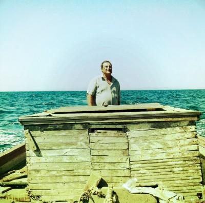 Man and Sea / Chernomoretz 2011