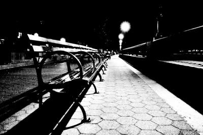 Manhattan Benches / New York 2010