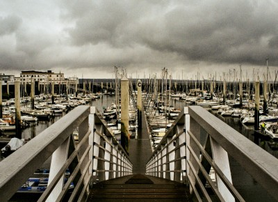 Marina Stairs / Brest, France 2012