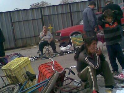 Fleamarket: Smoke / Sofia 2009