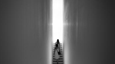 New Museum Stairway / New York 2010