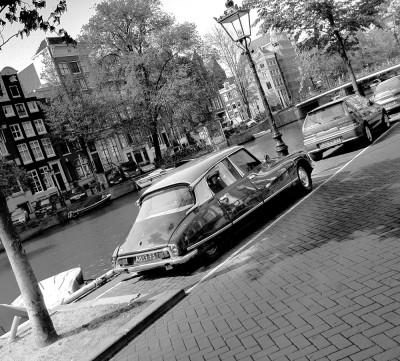 Old Citroen / Amsterdam 2011