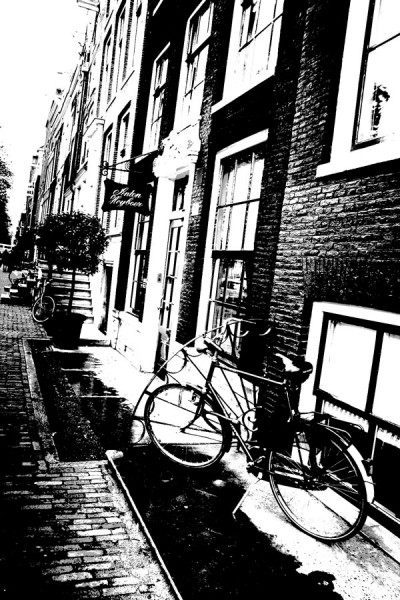 Parked Bike / Amsterdam 2011