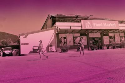 Pink Supermarket / Greece 2012