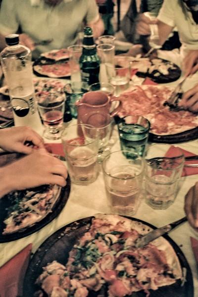 Pizza Night / Greece 2012