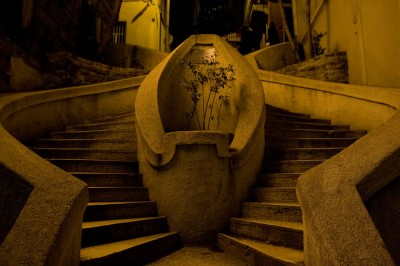 Stairs / Istanbul 2009