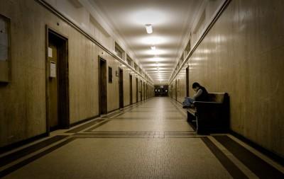 Corridor / Sofia 2008
