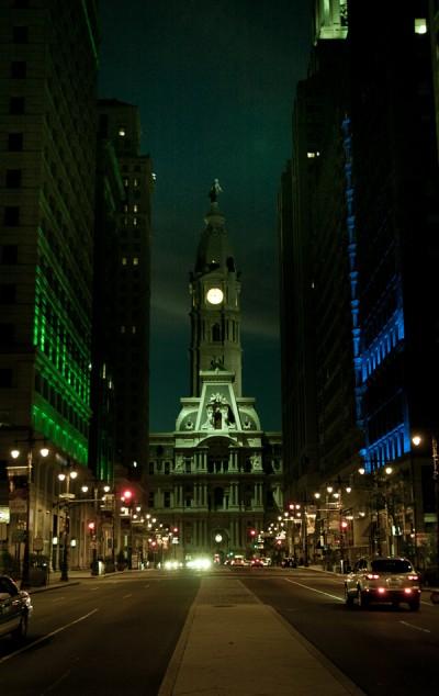 The Streets of Philadelphia 1 / 2010