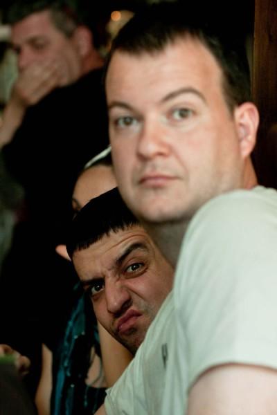 Angry Face / Veliko Turnovo 2009