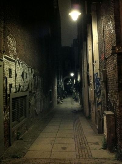 Back Alley / Amsterdam 2011