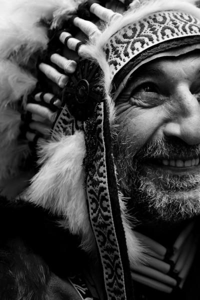 Bearded Indian / Sofia 2009