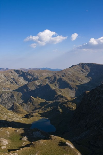 View from the plateau / Rila Mountain 2008