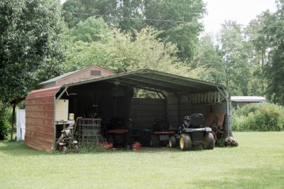 Toolshed / Tennessee 2013