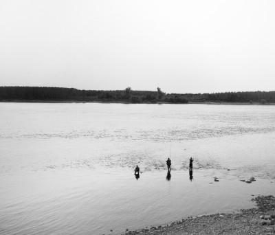 Three Fishermen / Svishtov 2011