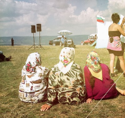 Three Ladies / Stara planina, Bulgaria 2011