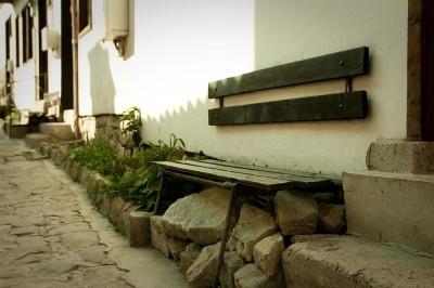 Street Bench / Veliko Turnovo 2009