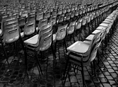 Chairs / The Vatican 2008