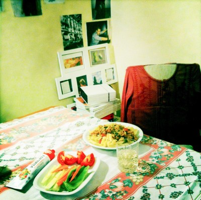 Dinner / Sofia 2012