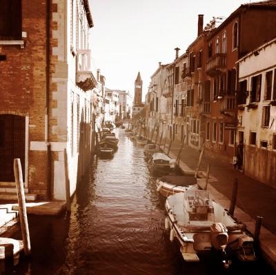 Canal / Venice 2012