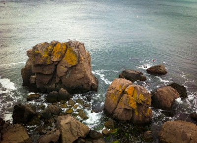 Yellow Rocks / Sozopol 2011
